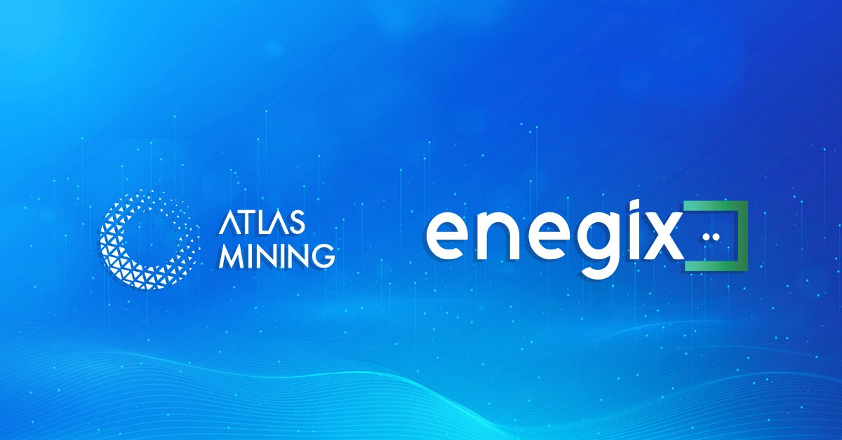 Atlas Mining Signs Agreement with ENEGIX